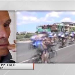 Beppe Cretti parla dopo la paura  «Claudia sta tornando alla vita»
