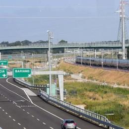 Bretella Brebemi - A4 pronta in anticipo Sorte: «Traffico continua a crescere»
