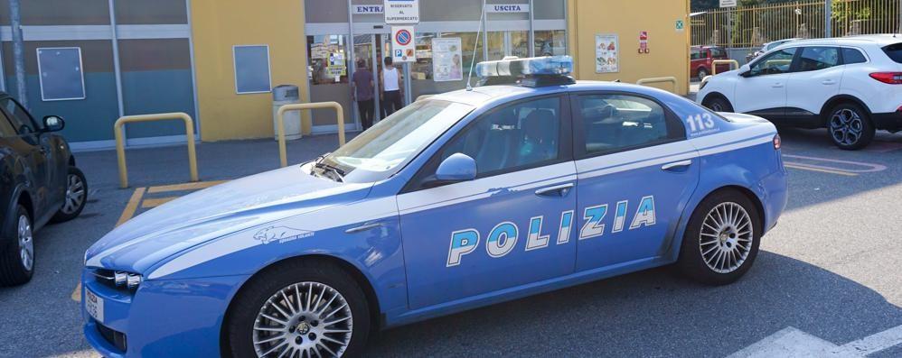 Ancora il rapinatore dei discount Bergamo e Nembro, siamo a 7 colpi