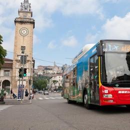 Atb schiera più corse in città Ma gli autobus viaggiano semivuoti