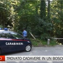Castagneta, trovato cadavere nel bosco