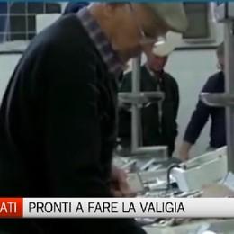 Due pensionati bergamaschi su tre disposti a lasciare l'Italia