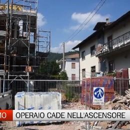 Infortunio in cantiere al Monterosso,   operaio rischia amputazione di un piede