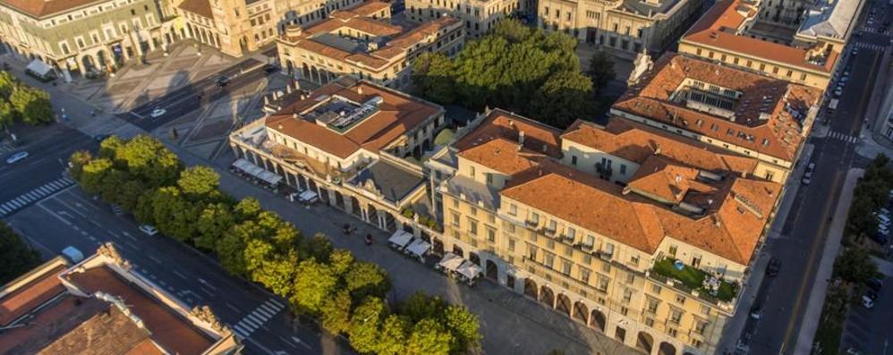 Riqualificazione del centro di Bergamo I progetti depositati a Palafrizzoni - Video