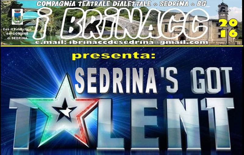 SEDRINA'S GOT TALENT