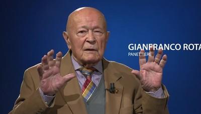Gianfranco Rota, buono come il pane «Che nostalgia del mio lavoro»
