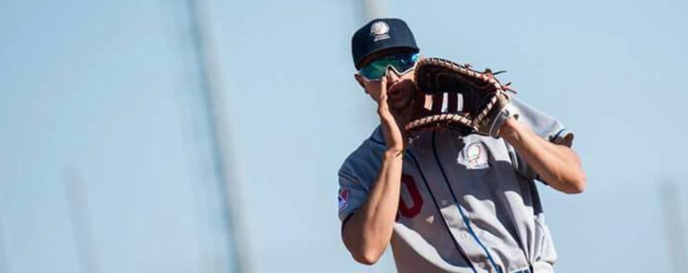 Baseball: il sogno americano di Seminati Giocherà in Major League a Cincinnati