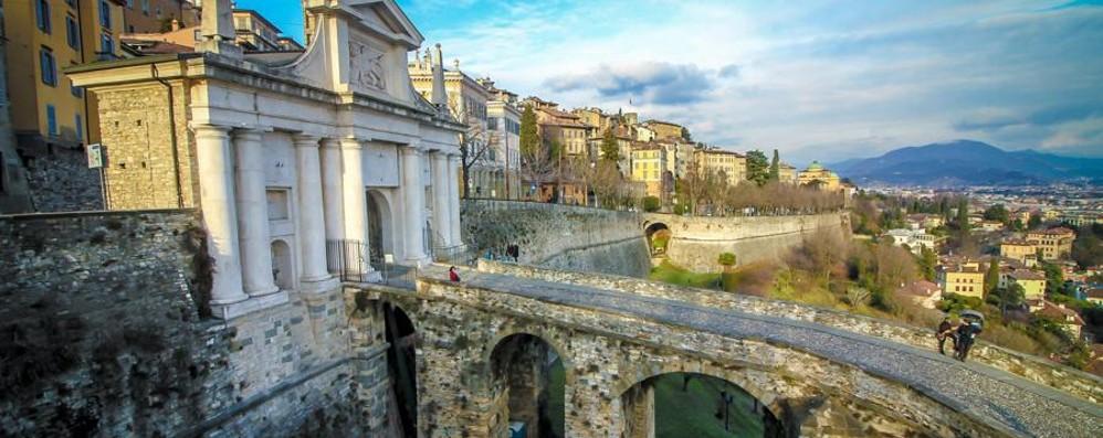 Mura, a breve il verdetto Unesco - Video  Bergamo si prepara e spera nella vittoria