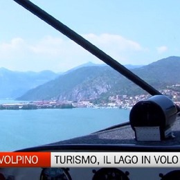Idrovolanti e mongolfiere sopra il lago   A Costa Volpino le «Giornate del volo»