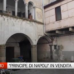Palafrizzoni - Via libera alla vendita del Principe di Napoli