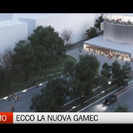 Bergamo - Ecco come sarà la nuova Gamec