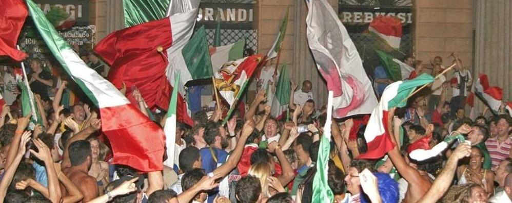 Undici anni fa il trionfo mondiale La festa in Porta Nuova - Amarcord