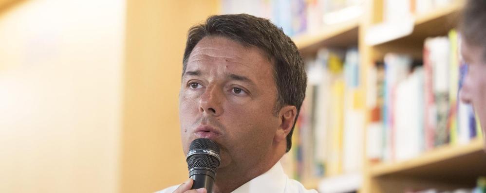 Il Renzi furioso,  solo contro tutti