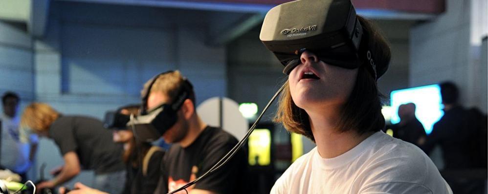 Realtà virtuale Realtà vissuta