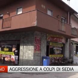 Ancora violenza nella Bergamasca Chiuduno, rissa con sedie e spranghe
