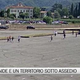 Trescore Balneario, il video della sparatoria in piazzale Pertini