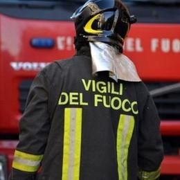 Pavia, pompiere appiccava incendi «Volevo imitare le serie tv americane»