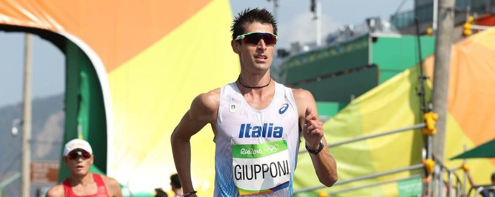 Giupponi porta Bergamo ai Mondiali Domenica a Londra la 20 km di marcia