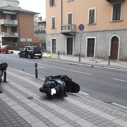 Petosino, con la moto perde il controllo  Muore un 44enne di Ponteranica
