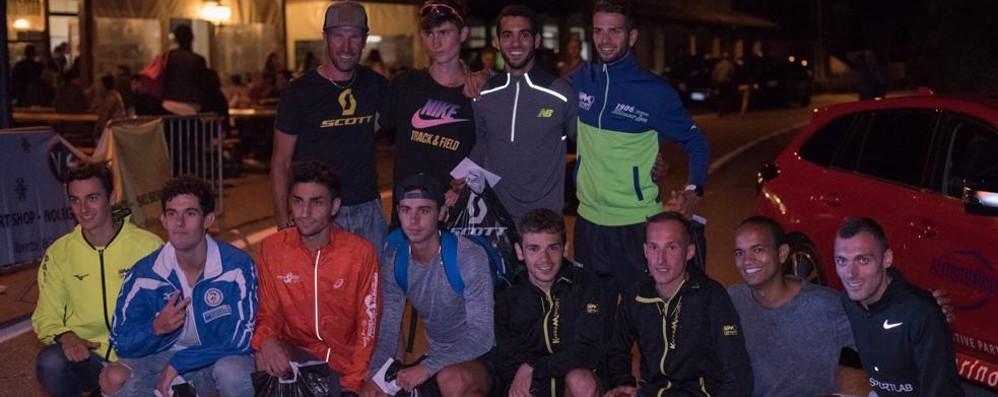 Ahmed Ouhda vince la Yankee Run A Songavazzo sport e spettacolo