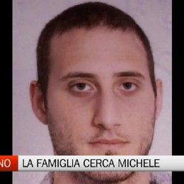 Chiuduno, la famiglia cerca Michele Franzoni