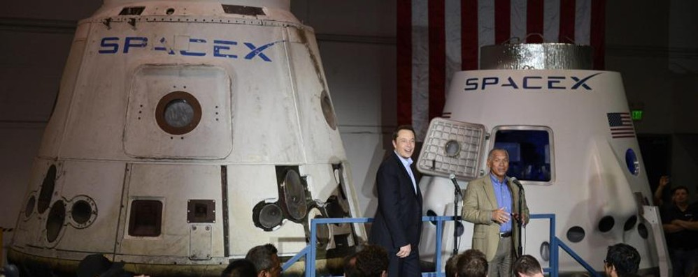 Dragon pronto per il grande lancio A bordo esperimenti made in Italy