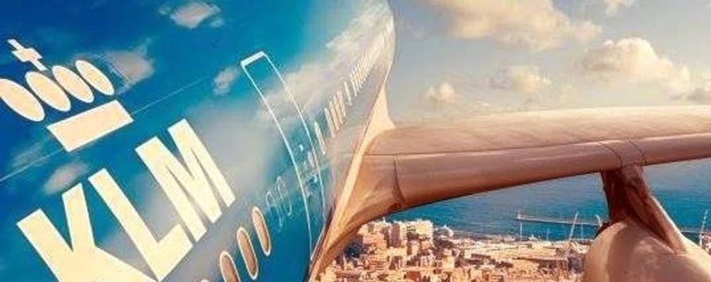 Guasto a bordo, atterraggio d'emergenza Paura sul volo Amsterdam-Cagliari