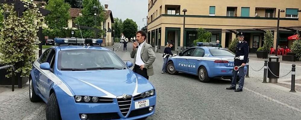 Ladri di biciclette scoperti a Treviglio Stavano svuotando un furgone «Bianchi»