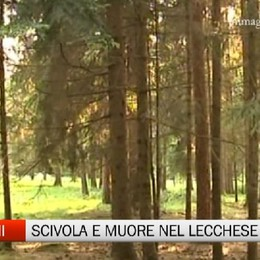 51enne di Verdellino scivola e muore mentre cerca funghi nel Lecchese