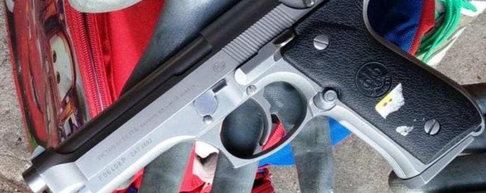 Furti in casa, sgominata banda C'è anche una pistola, rubata a Bergamo