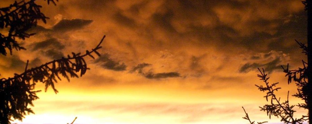 Week-end all'insegna del fresco Previsti veloci temporali. Poi ancora sole