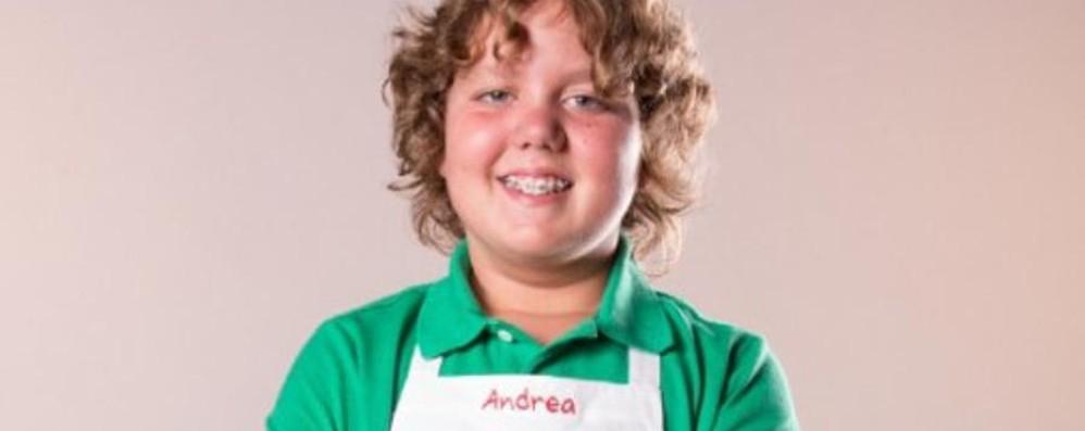 È morto Andrea, giovanissimo cuoco tra i protagonisti di Junior Masterchef