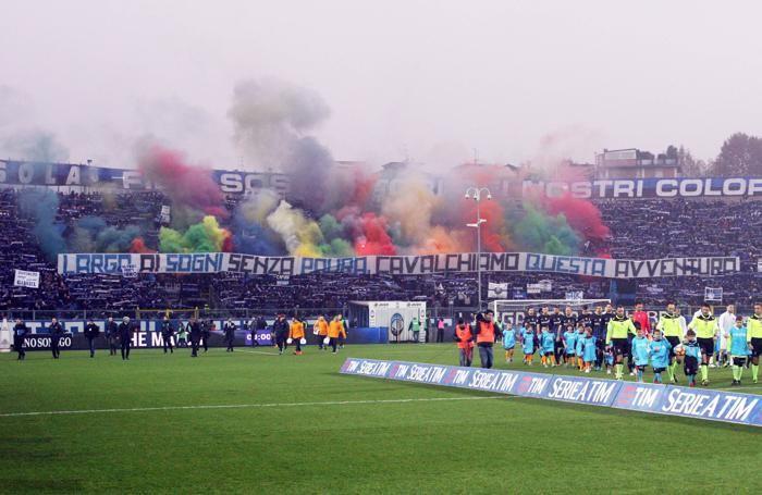 Serie A TIM 2016-17 giornata 13 Atalanta - Roma