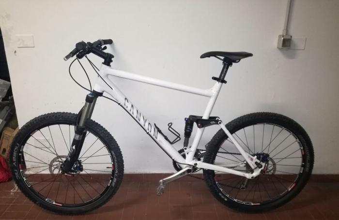 bici rubate