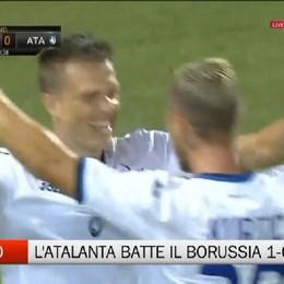 Atalanta-Borussia Dortmund 1-0, decide Ilicic