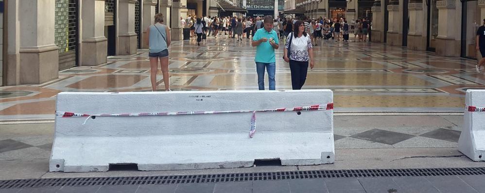 Antiterrorismo, allerta sempre alta Anche a Bergamo pronte le barriere