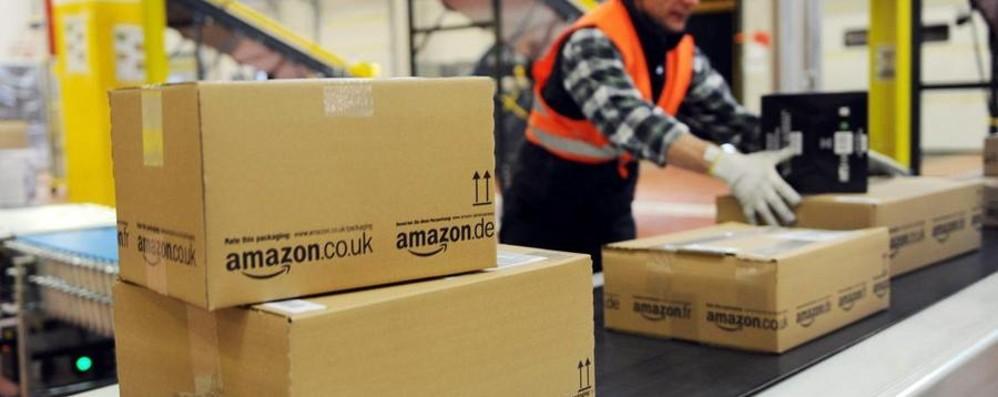 Centro Amazon   nella Bassa Bergamasca Porterà 400 nuovi posti di lavoro