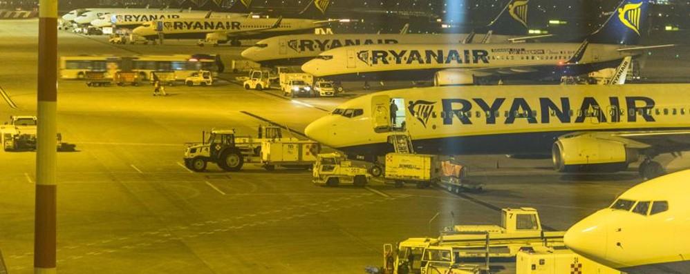 Bomba in valigia per volo verso Orio Condannato a 18 anni in Inghilterra