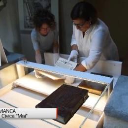 Città Alta - Un nuovo gioiello alla mostra dedicata alla Stampa