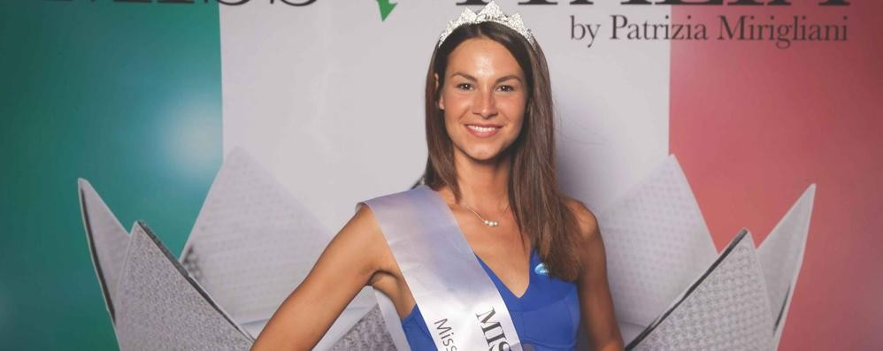Emma, la bellezza bergamasca In gara per il titolo di Miss Italia - Foto