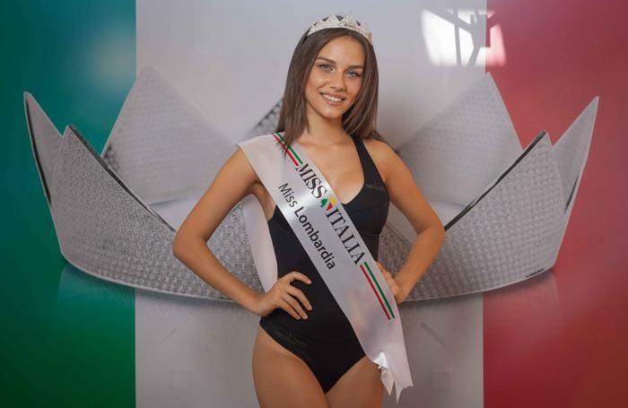 miss lombardia Giulia Gatta