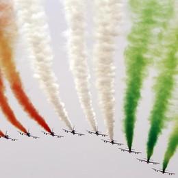 Lovere, per le Frecce tricolori Misure di sicurezza straordinarie