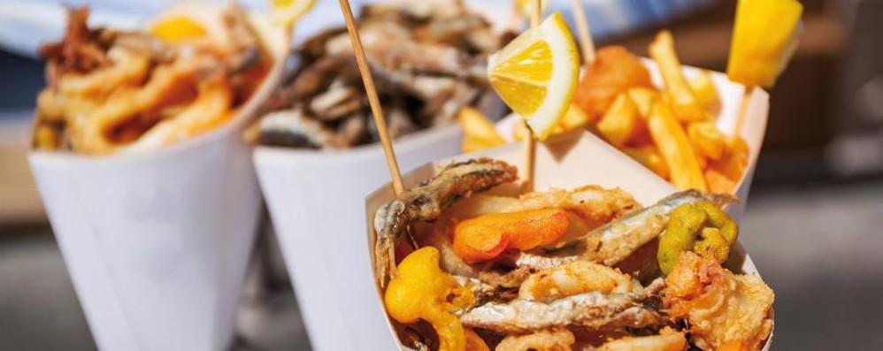 Ponte San Pietro, tre giorni di «gusto» Street food da tutto il mondo -Foto