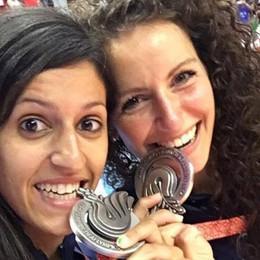 Sorda dalla nascita, è argento olimpico «La vittoria è un rumore bellissimo»