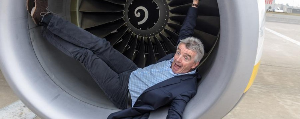«Ryanair, l'Amazon dei viaggi» O'Leary punta sugli studenti Erasmus