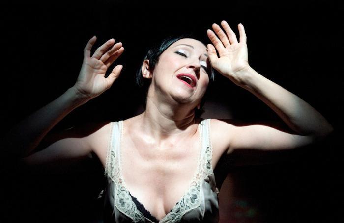 l'attrice Maria Paiato in «Medea» 4