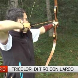 Schilpario, i campionati italiani di tiro con l'arco