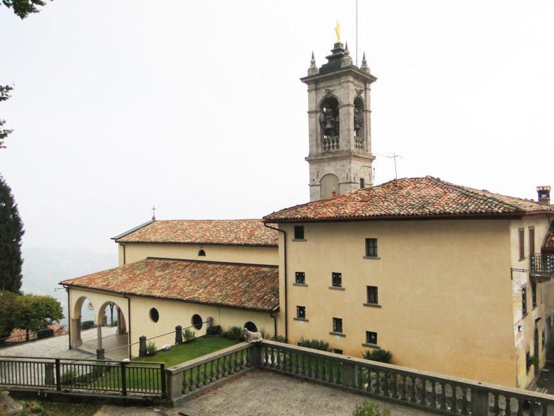 DAL SANTUARIO DI ALTINO AL COLLE GALLO