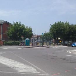 In piazzale San Paolo arriva la rotonda Più sicurezza per i pedoni