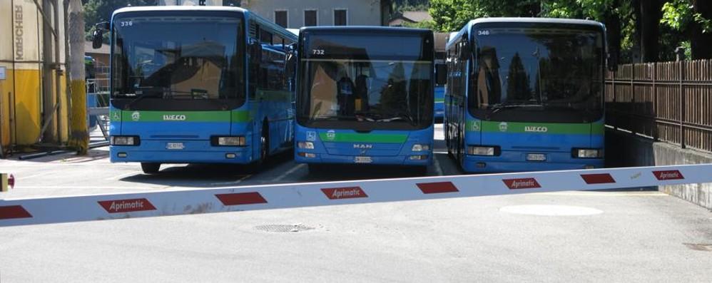 Sab, sabato 5 sciopero Bus fermi dalle 19 alle 23